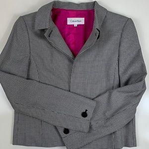 Calvin Klein Jacket size 2
